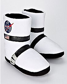 NASA Slipper Boots