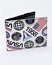 1958 NASA Bifold Wallet
