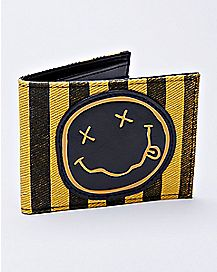 Smile Nirvana Bifold Wallet