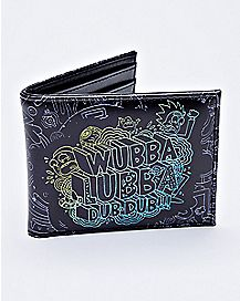 Wubba Lubba Dub Dub Bifold Wallet - Rick and Morty