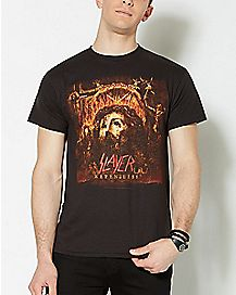 Repentless Slayer T Shirt