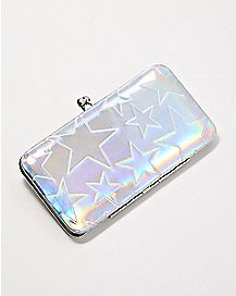 Iridescent Star Wallet