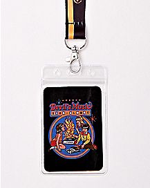 The Devil's Music Lanyard - Steven Rhodes