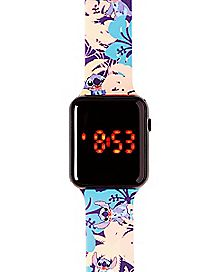 LED Stitch Watch - Lilo and Stitch