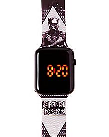 LED Black Panther Watch - Marvel