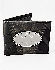 Symbol Batman Bifold Wallet - DC Comics