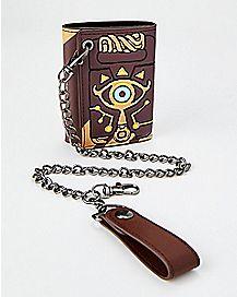 Eye Legend of Zelda Bifold wallet