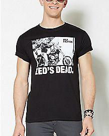 Zed's Dead T Shirt - Pulp Fiction