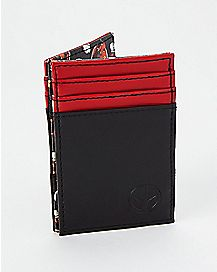 Deadpool Bifold Wallet - Marvel