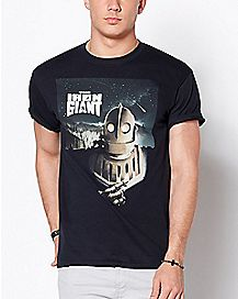 The Iron Giant T Shirt