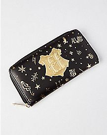 Harry Potter Zip Wallet