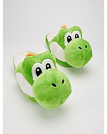 3D Yoshi Slippers - Nintendo