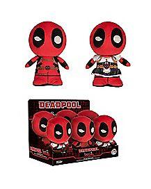 Deadpool Plush Toy - Marvel