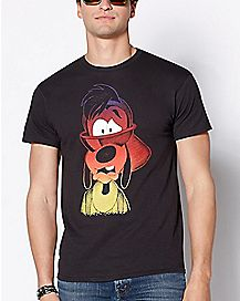 Sunglasses Max Goofy T Shirt - Disney
