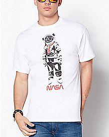 Dress For The Job You Want NASA T Shirt