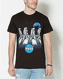 Astronauts NASA T Shirt