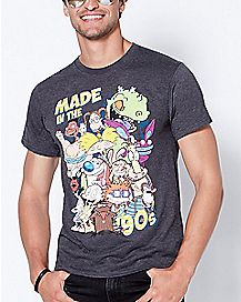 Made In The '90s Nickelodeon T Shirt