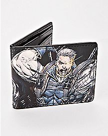 Cable Wallet - Marvel