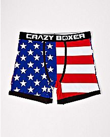 American Flag Boxers