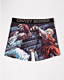 Ken and Ryu Boxers - Street Fighter
