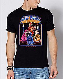 Cult Music T Shirt - Steven Rhodes