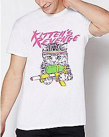 Kitten's Revenge T Shirt