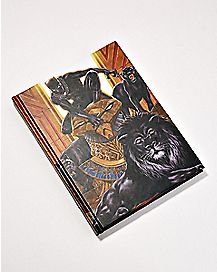 Black Panther Journal - Marvel