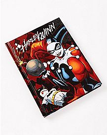 Harley Quinn Journal - DC Comics