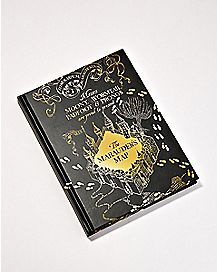 The Marauder's Map Journal - Harry Potter