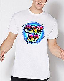 Gay AF T Shirt