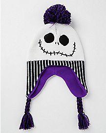 Jack Skellington Laplander Hat - The Nightmare Before Christmas