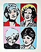 Golden Girls Fleece Blanket