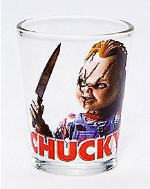 Chucky Shot Glass - 1.5 oz.