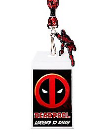 Deadpool Lanyard - Marvel