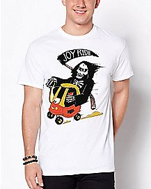 Grim Reaper Joy Ride T Shirt