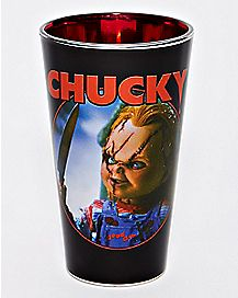 Chucky Pint Glass - 16 oz.