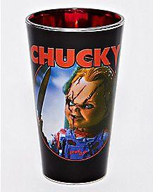 Chucky Pint Glass - 16 oz.