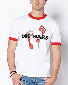 Welcome to the Party Die Hard T Shirt