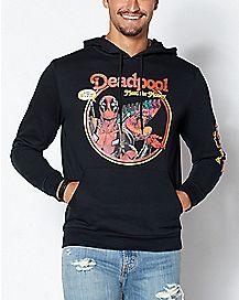 Deadpool Hoodie - Marvel