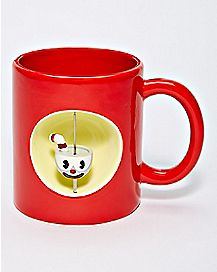Spinner Cuphead Coffee Mug - 20 oz.