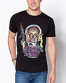 Mars Attacks T Shirt