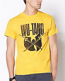 Swords Wu-Tang T Shirt