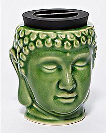 Buddha Head Storage Jar - 6 oz.