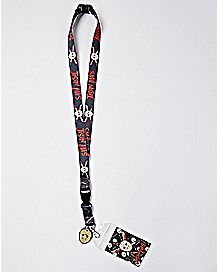 Friday the 13th Lanyard