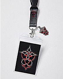 Nobody and Heartless Lanyard - Kingdom Hearts
