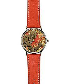 Running Flash Watch - Marvel