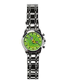 Rotating Portal Rick and Morty Watch