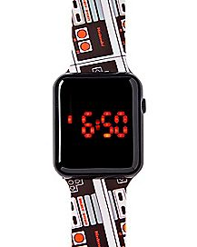 LED Classic Controller Watch - Nintendo