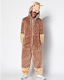 Llama Pajama Costume