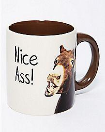 Nice Ass Donkey Coffee Mug - 20 oz.
